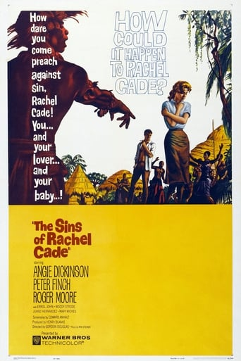 Poster of The Sins of Rachel Cade