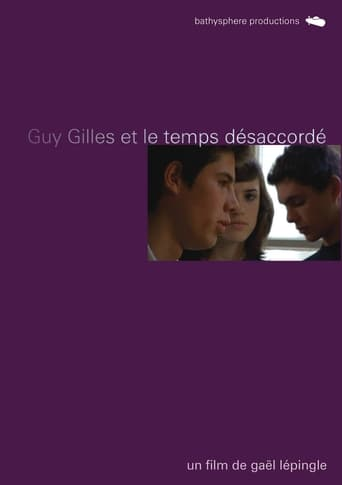 Poster of Guy Gilles