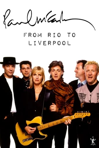 Paul McCartney: From Rio to Liverpool poster