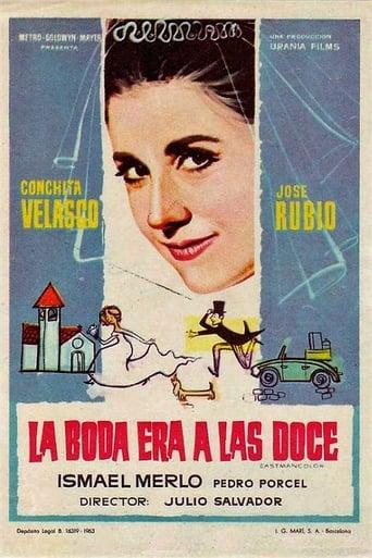 Poster of La boda era a las doce