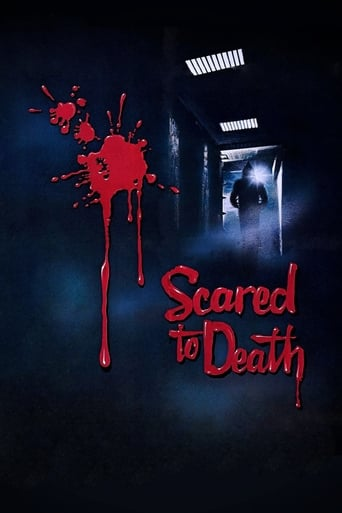 Poster of Scared to Death