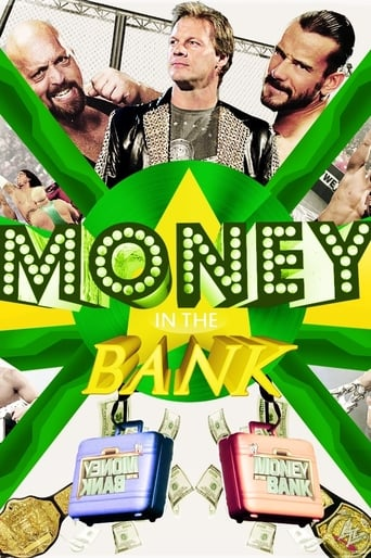 WWE Money In The Bank 2012