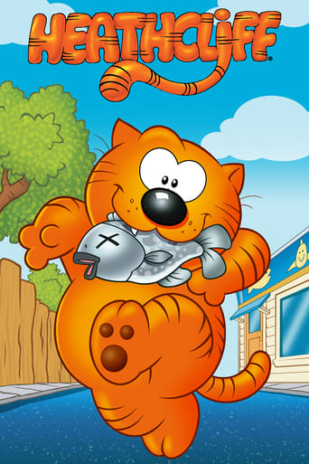 Poster of Heathcliff and the Catillac Cats