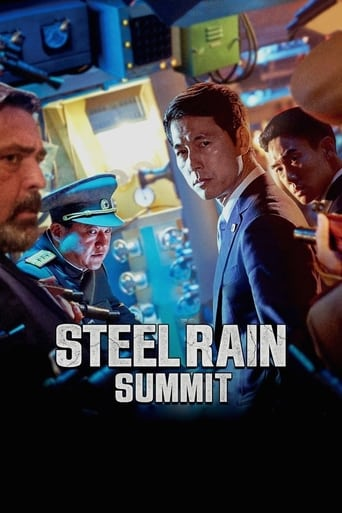 Poster of Steel Rain 2: Summit