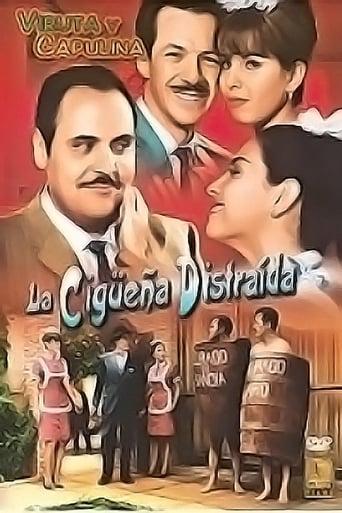 Poster of La cigüeña distraída