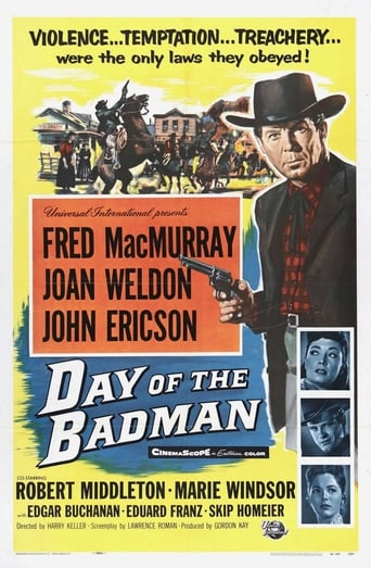 Poster of Day of the Badman