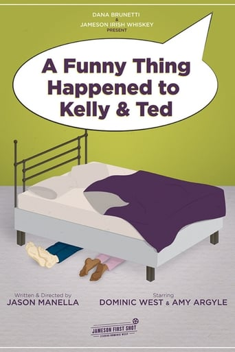 Poster of A Funny Thing Happened to Kelly and Ted