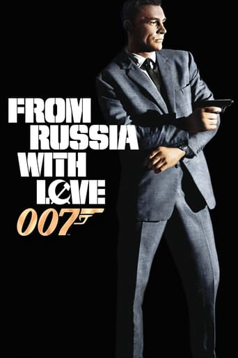 Poster of From Russia with Love