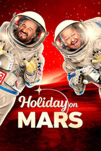 Poster of Holiday on Mars