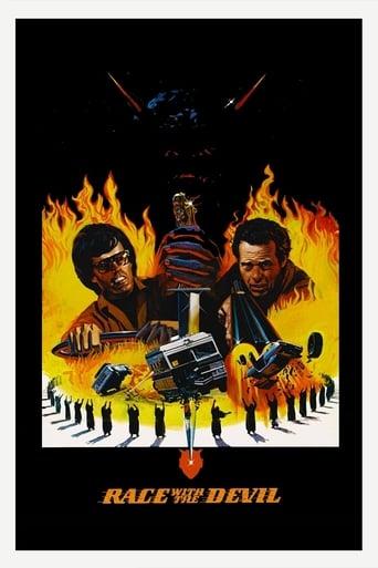 Poster of Závod s ďáblem