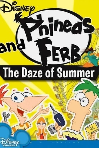 Phineas and Ferb: The Daze of Summer