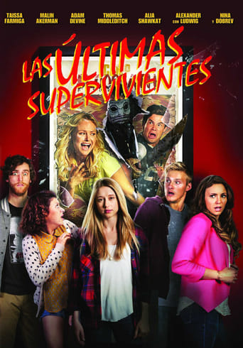 Poster of Las últimas supervivientes