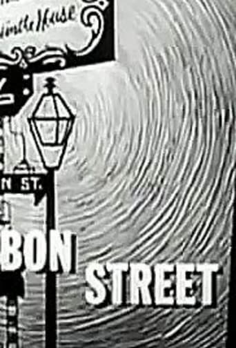 Poster of Bourbon Street Beat