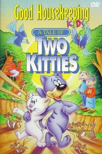 Poster of A tale of two kitties