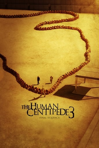 Poster of The Human Centipede 3 (Final Sequence)