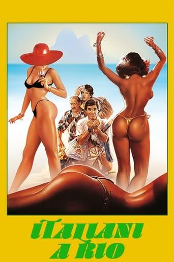 Poster of Italiani a Rio