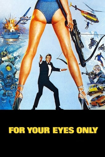 Poster of For Your Eyes Only