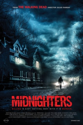 Poster of Midnighters