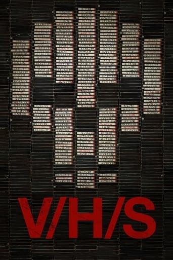 Poster of V/H/S