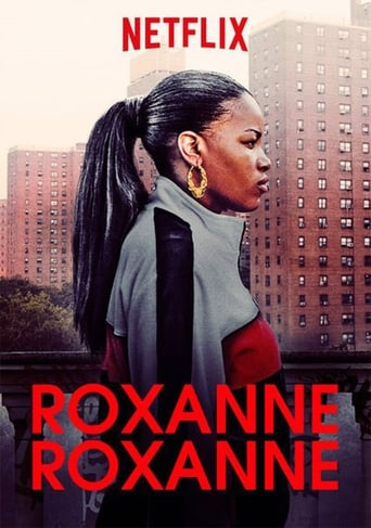 Poster of Roxanne Roxanne