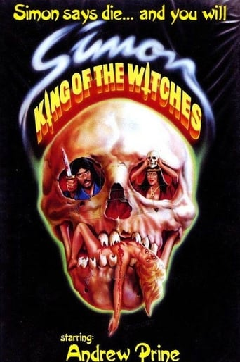 Poster of Simon, King of the Witches