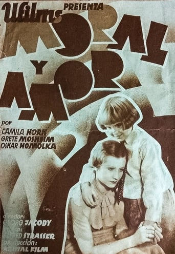 Poster of Moral und Liebe