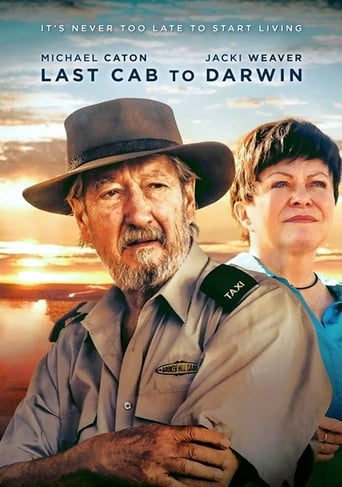 Poster of Last Cab to Darwin