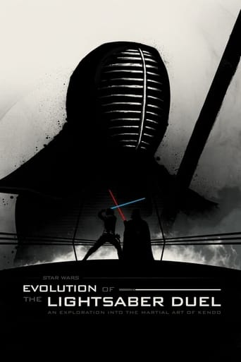 Poster of Star Wars: Evolution of the Lightsaber Duel