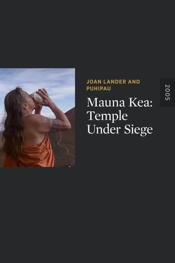 Poster of Mauna Kea: Temple Under Siege