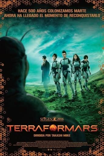 Poster of Terraformars