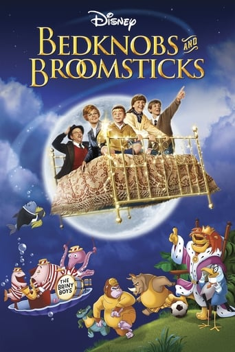 Poster of Bedknobs and Broomsticks