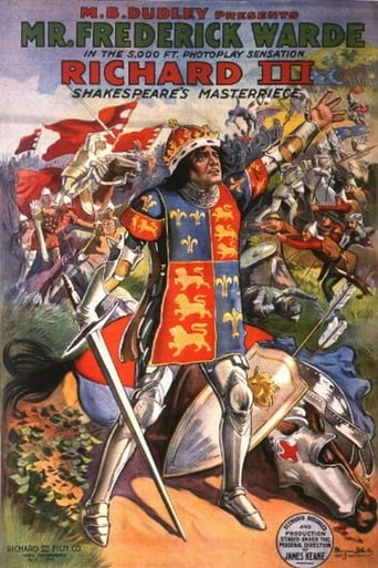 Poster of The Life and Death of King Richard III