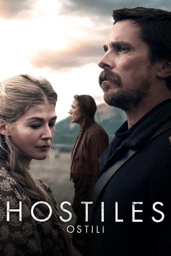 Poster of Hostiles - Ostili