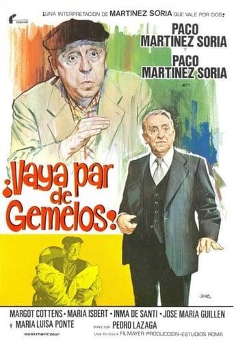 Poster of ¡Vaya par de gemelos!