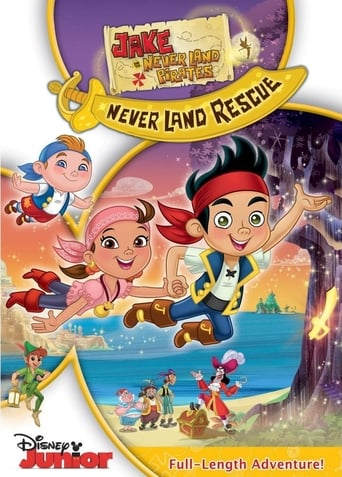 Poster of Jake and the Never Land Pirates: Never Land Rescue