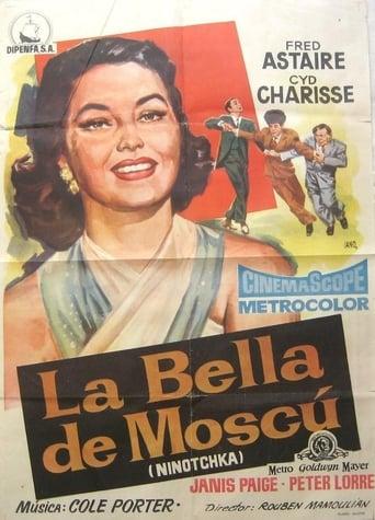 Poster of La bella de Moscú