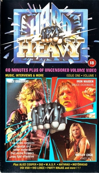 Hard 'N Heavy Volume 1 poster
