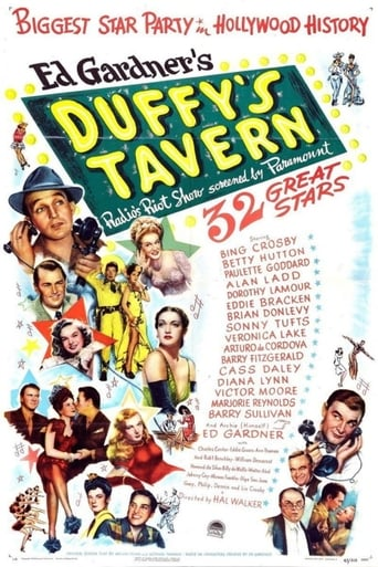 Poster of Duffy's Tavern