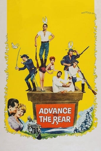 Poster of Advance To The Rear