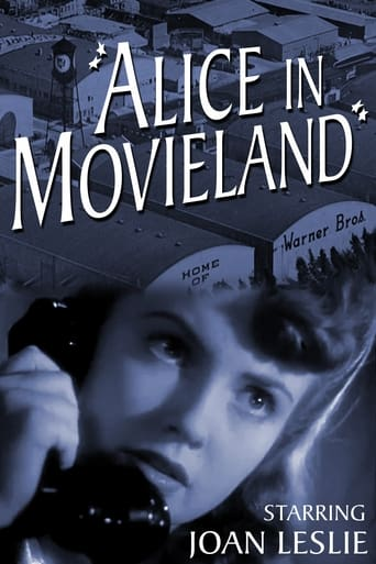Poster of Alice in Movieland