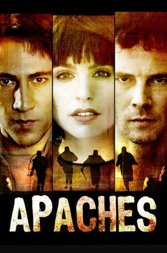 Poster of Apaches