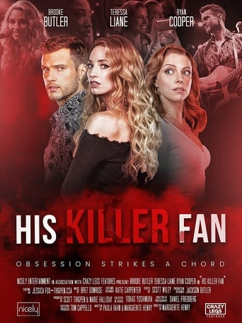 Poster of His Killer Fan