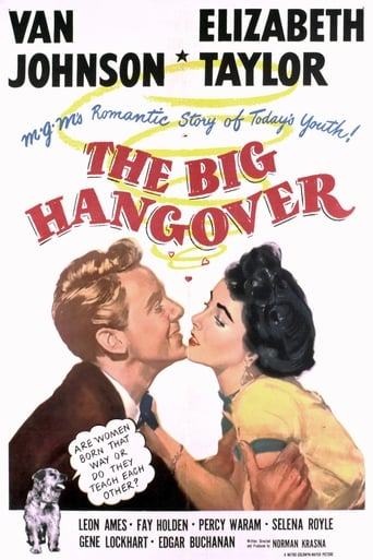 Poster of The Big Hangover