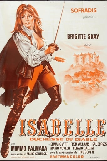 Poster of Isabella, Duchess of the Devils