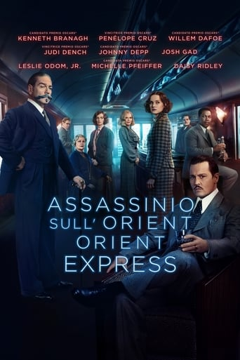 Poster of Assassinio sull'Orient Express