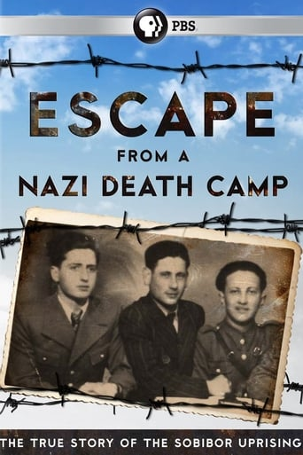 Poster of Escape From a Nazi Death Camp