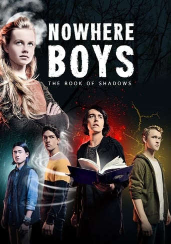 Poster of Nowhere Boys: The Book of Shadows