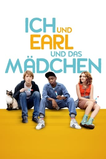 Poster of Ich und Earl und das Mädchen