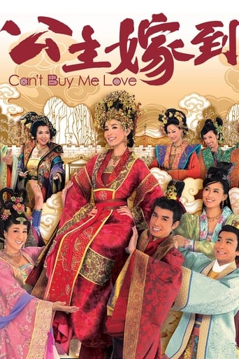 Poster of Can't Buy Me Love