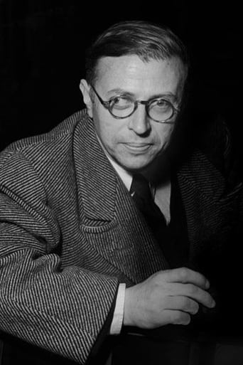 Image of Jean-Paul Sartre